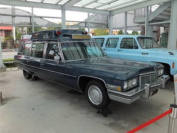 Cadillac Deville IV 蔣經國救護車 (3)