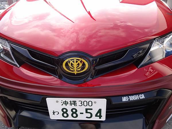 TOYOTA AURIS 夏亞號 租賃車 (3)