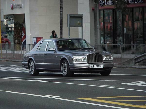 Rolls-Royce Silver Seraph (AD2)