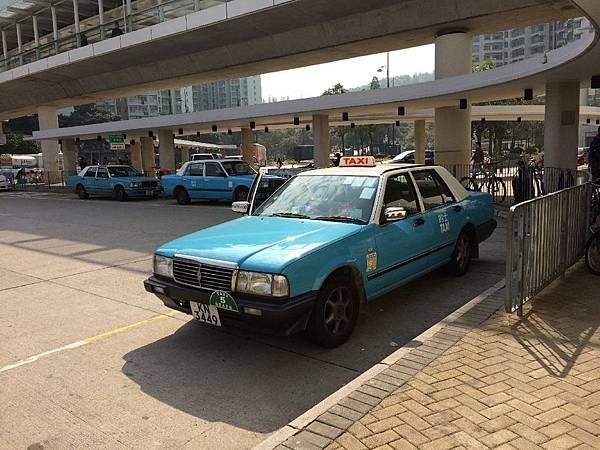 NISSAN CEDRIC Y31.7 Sedan 大嶼山計程車 by Hank