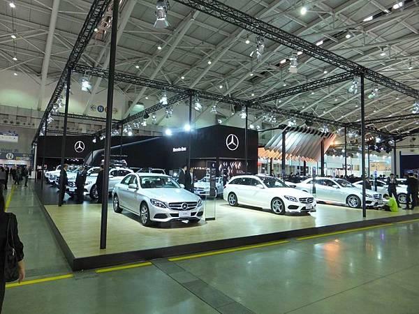 Mercedes-Benz 2015 臺北車展 (1).JPG
