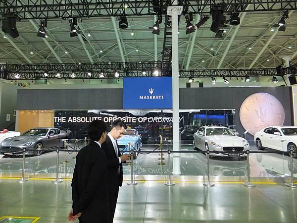 Maserati 2015 臺北車展 (7).JPG