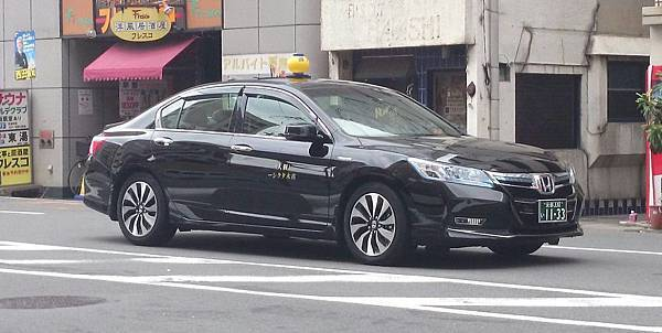 HONDA ACCORD IX Hybrid 計程車 by 節省黃