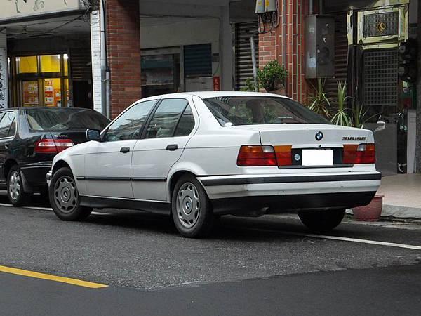 BMW E36 318iSE 鶯歌 2014-8-19.JPG