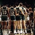 """stack"" inbound - JoJo White, Don Chaney, John Havlicek, Don Nelson"
