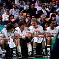 Danny Ainge,Bill Walton,Larry Bird,Dennis Johnson