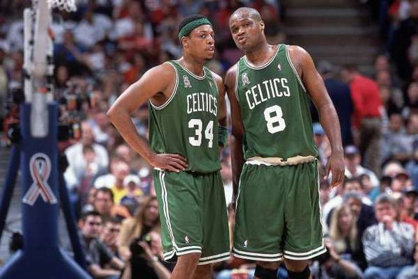 Paul Pierce, Antoine Walker