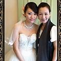 時尚新娘-小穗的結婚造型(一)
