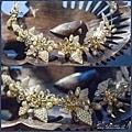 手做飾品課-韓系水晶繞線飾品課程
