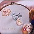 #俄羅斯刺繡課程 #縫珠刺繡課程