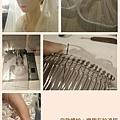 水晶蕾絲頭紗製作課程