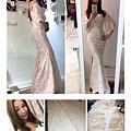 """妳也想穿上自己做的白紗/禮服嗎? 快來報名Evon老師的""""婚紗禮服製作課程"""""""