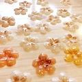 手繪水晶花,是不是很可愛、很療癒呢?