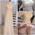 S__4萌系婚紗完成了 為了作品拍攝,堅持整體造型配飾都要出自我們的雙手,打造獨特的風格!