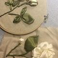 緞帶刺繡-學生作品