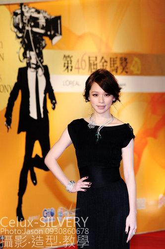 2009金馬獎最吸睛男女藝人-頒獎人-徐若瑄-吳富勇攝.jpg