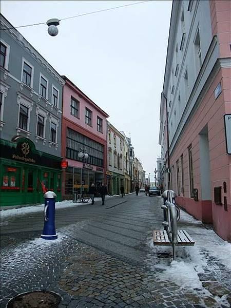 白天的街道