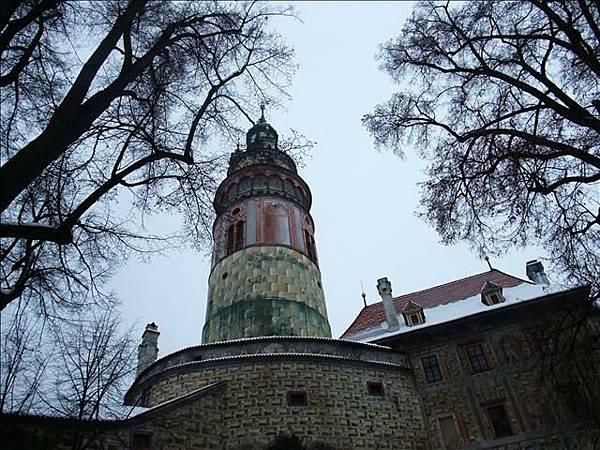 不過這個城鎮的城堡不是童話故事裡面的那種城堡