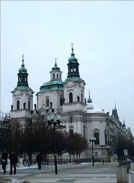 今天整天都是參觀布拉格一些景點