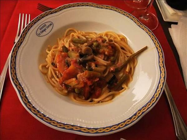 義大利麵好吃
