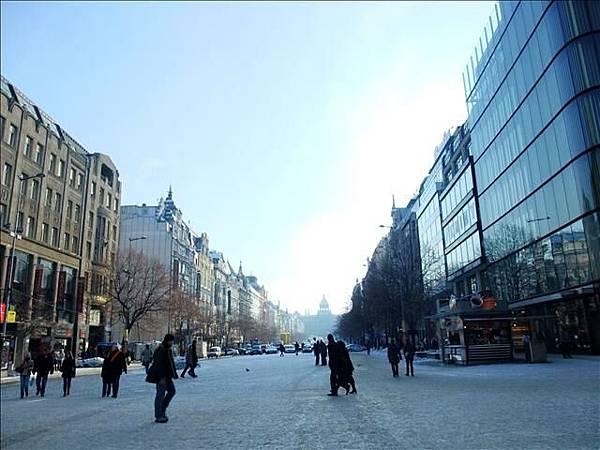 白天的新城廣場