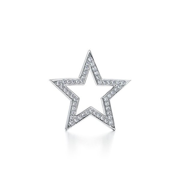 Tiffany Stars brooch.