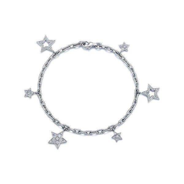Tiffany Stars charm bracelet.