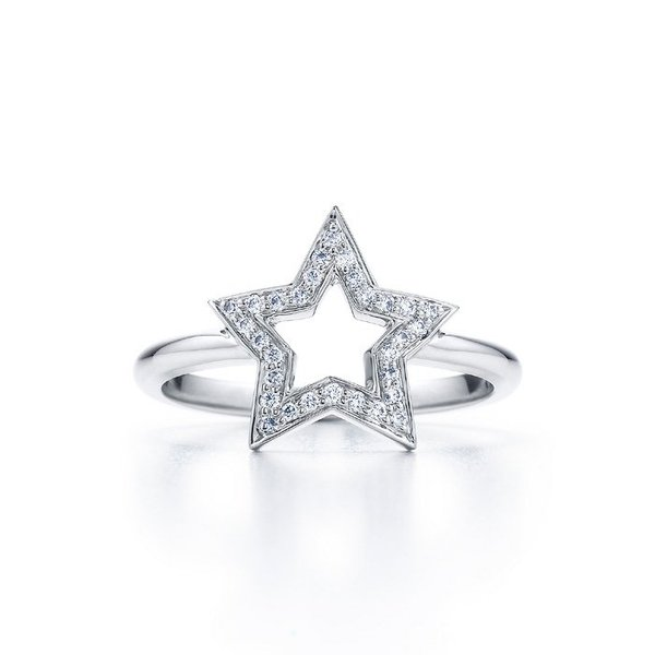 Tiffany Stars ring