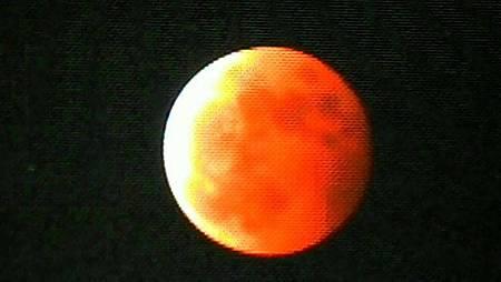 血月亮 (月全食)