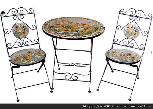 6544-鍛鐵桌-向日葵.jpg