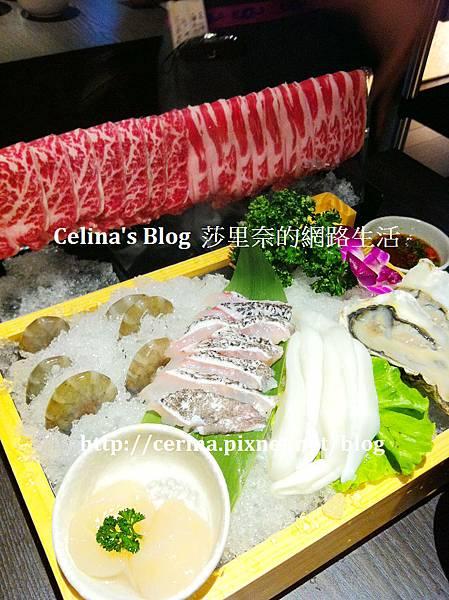 這一鍋神仙牛肉海鮮盤_BLOG