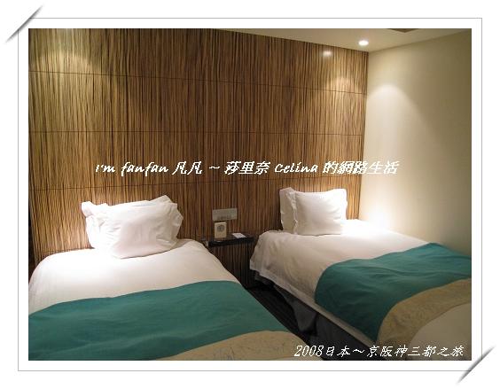 【環球影城 港 飯店】房間很有IKEA的風味唷>V<