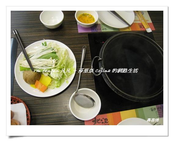北沢壽喜燒~基本菜盤