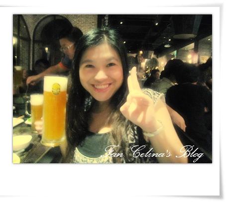夏天的季節蜂蜜啤酒很好喝唷.jpg