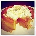 隨手自製的蛋糕