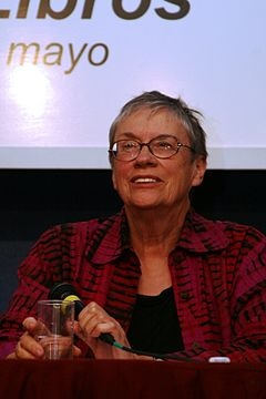 Annie_Proulx_Frankfurt_Book_Fair_Conference_2009