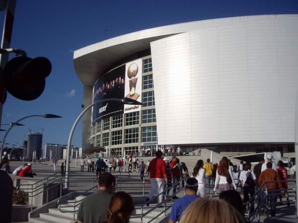 球場 - AA Arena