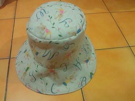 103-8 帽子&圓形小提袋