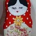 俄羅斯娃娃吊飾