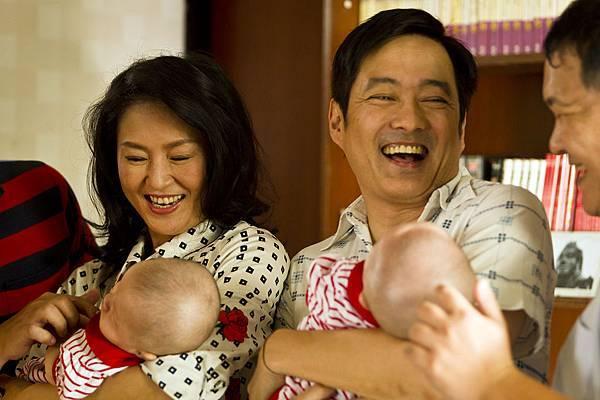 李之勤、李志奇_飾演寶妮米妮的父母