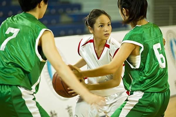 電影劇照-籃球比賽