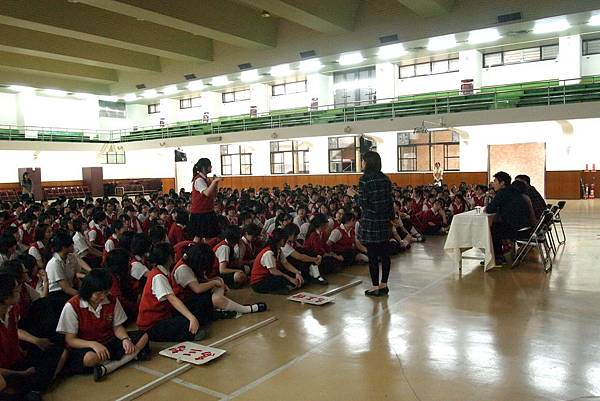 0511靜修女中校園座談