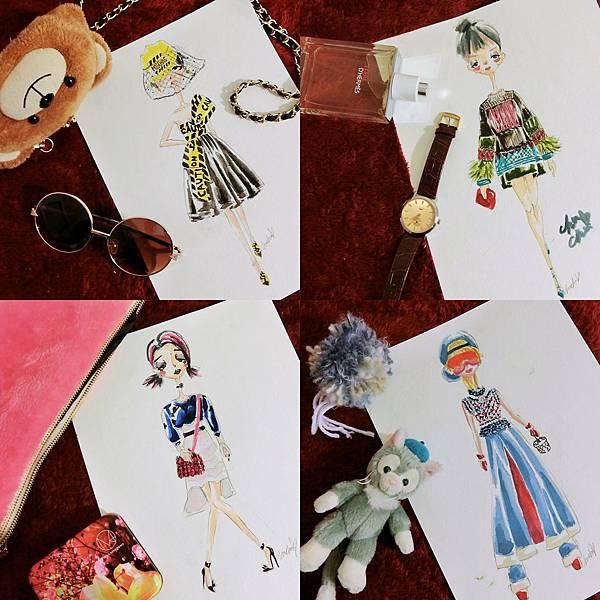 FashionWeekIllustration