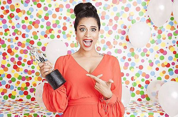 IISuperwomanII-Lilly-Singh-Award