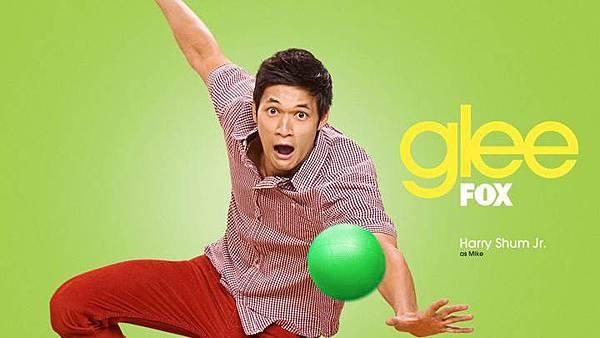 Glee - Harry Shum Jr. As Mike Chang-720x405