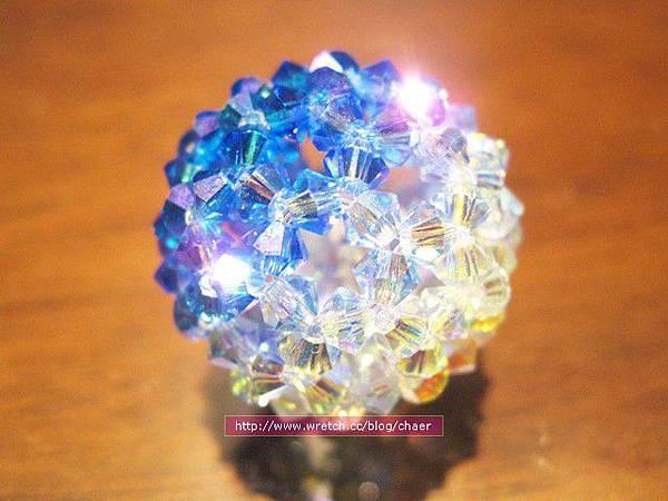★漸層球(藍)★
