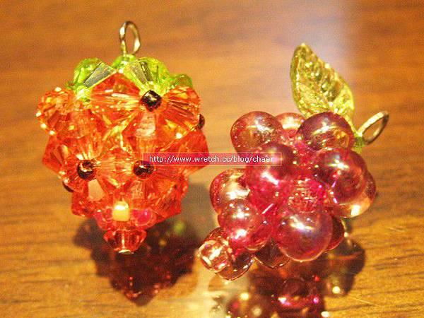 ★葡萄+草莓★
