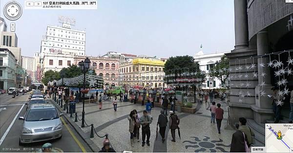 古哥 街景圖