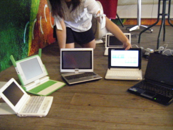 3C暴走團首發團-五款小筆電排排站