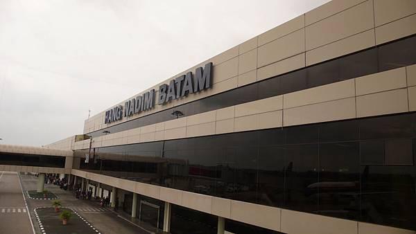 抵達Batam